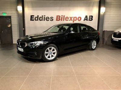 begagnad BMW 318 Gran Turismo d Steptronic Advantage Euro 6 150hk