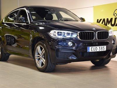 begagnad BMW X6 xDrive30d xDrive 30d F16 258hk M-Sport Pano