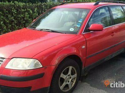 begagnad VW Passat 22000mil 6 växlad