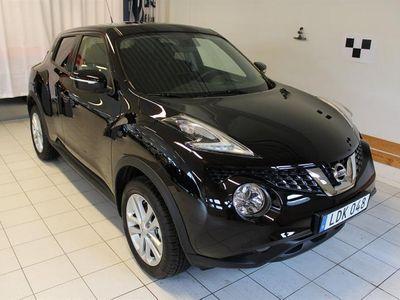 begagnad Nissan Juke ACENTA 1,2 dig-T 115 Hk