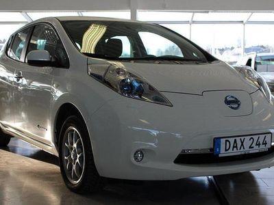 begagnad Nissan Leaf 5DR VISIA ZERO MISSION 2014, Halvkombi 178 900 kr