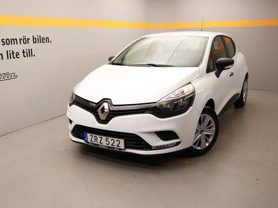 used Renault Clio PhII Energy TCe 75 Life II 5-d, Kvarvarande nybilsgaranti