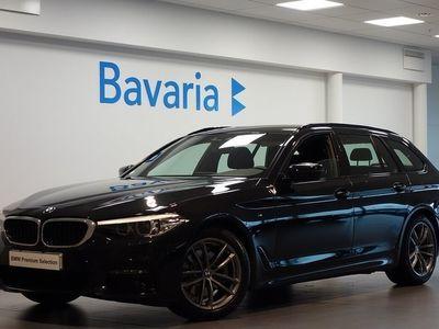 begagnad BMW 520 d xDrive Touring M-Sport Aut Nypris 579.200:-