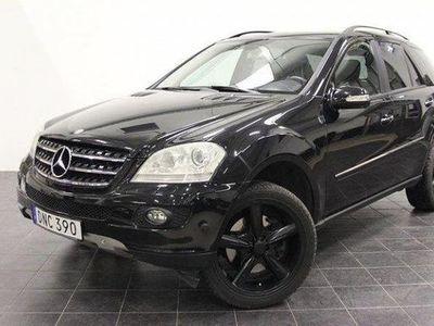 begagnad Mercedes ML500