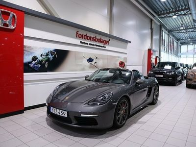 gebraucht Porsche 718 ÖvrigtBoxter S PDK Svensksåld 2017, Cab 699 000 kr