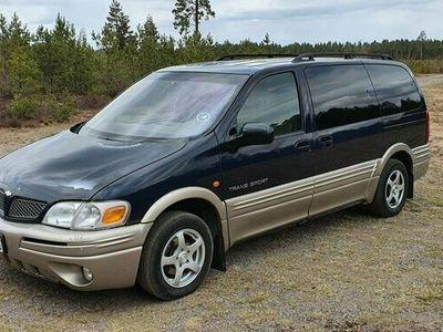 begagnad Chevrolet Trans Sport 3.4 7-sits