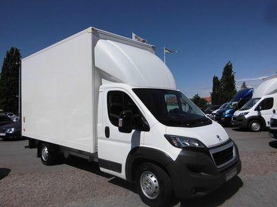 begagnad Peugeot Boxer Chassi Cab 0Kr Kontant (företag)
