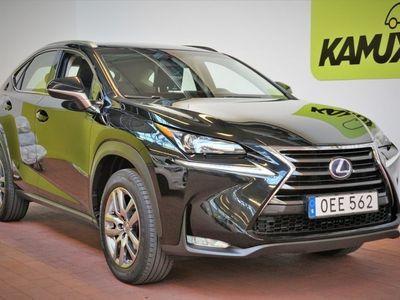 begagnad Lexus NX300h AWD 2.5 Executive Drag Skinn S&V Hjul