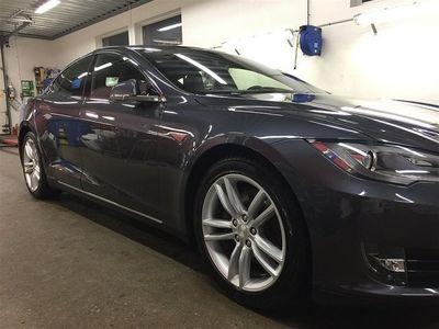 begagnad Tesla Model S 85 D Svensksåld
