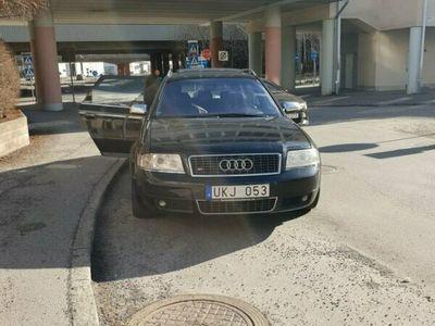 begagnad Audi S6 AVANT 4.2