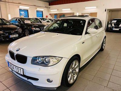 begagnad BMW 130 3,0i 6-cyl. 265hk Skinn Taklucka