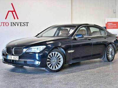 begagnad BMW 740 d xDrive x-drive | Soft Close | Drag | Navi