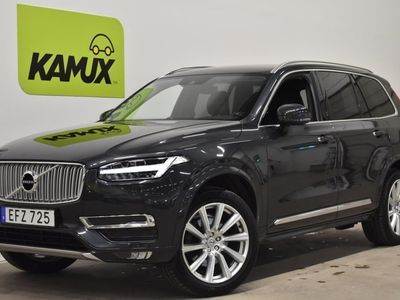 used Volvo XC90 T6 AWD Inscription 7-sits (320hk)