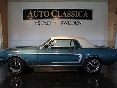 brugt Ford Mustang GTA