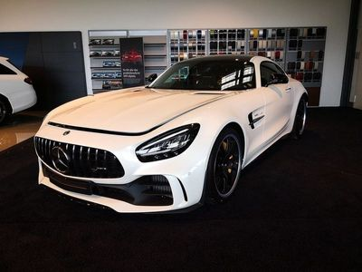 begagnad Mercedes AMG GT R
