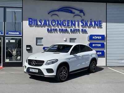 gebraucht Mercedes 450 GLE CoupéAMG (367hk) 4-Mat -16