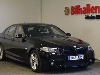 begagnad BMW 520 d xDrive Sedan *M-Sport *Navi