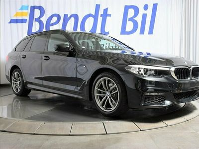 begagnad BMW 520 d Touring M Sport/ Värmare/Nav/ Nypris: 593.600:-