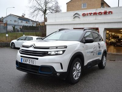 begagnad Citroën C5 Aircross Hybrid EAT Euro 6 225hk SHINE