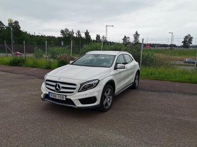käytetty Mercedes GLA200 AMG-Line, Backkamera, Apple Carplay, V-Hjul