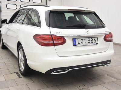 begagnad Mercedes C220 BlueTEC S205 170hk AUT / D-VÄRM