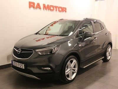 begagnad Opel Mokka X 1,4 Turbo 152HK 4x4 Aut