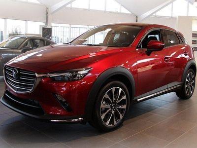 brugt Mazda CX-3 2.0 SKYACTIV-G Optimum AWD Automat Euro 6 150hk