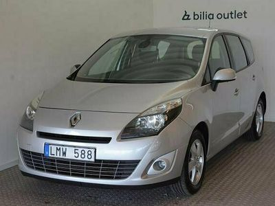 begagnad Renault Scénic Grand 1.4 TCe 7-Sits (130hk)