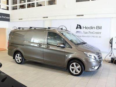 begagnad Mercedes Vito 119 4x4 2 sidodörrar