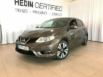 begagnad Nissan Pulsar dig-t 115 Automat N-Connecta vinterhjul 2017, Kombi Pris 139 900 kr