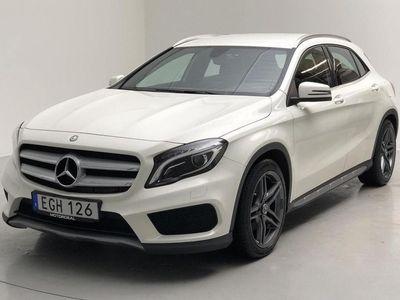 begagnad Mercedes GLA220 d X156