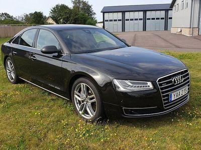 used Audi A8 3.0 TDI Quattro 262hk Matrix -16