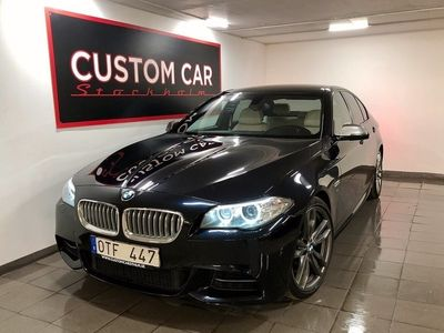 begagnad BMW M550 d xDrive Sedan M Sport 381hk