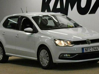 begagnad VW Polo 5-dörrar 1.4 TDI DSG Sekventiell | SoV | 90Hk