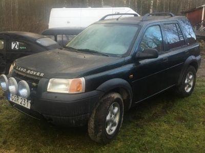 begagnad Land Rover Freelander 1.8