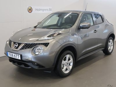 used Nissan Juke 1.6L 110 XTRONIC N-CONNECTA 2WD BOSE SAFETY SHIELD
