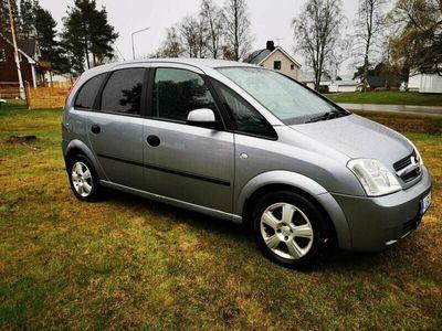 begagnad Opel Meriva 1.6 PLUS 100