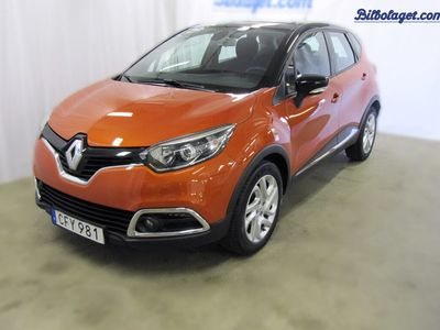 begagnad Renault Captur Energy TCe 90 Dynamique 5-d