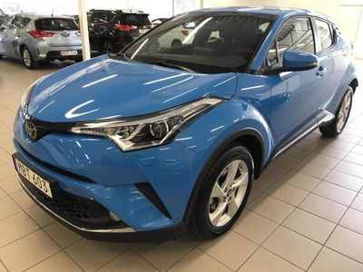 usata Toyota C-HR 1.2T 2WD Active, Chrome Pack