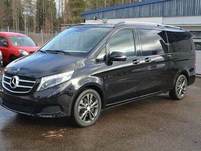 brugt Mercedes V220 Edition ex.lång 163hk