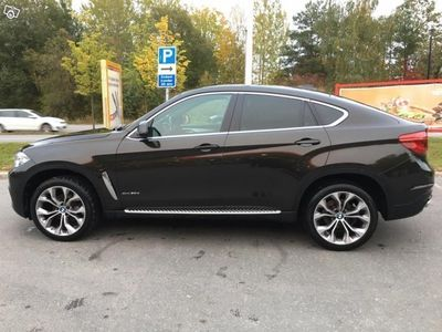begagnad BMW X6 xDrive, Inovation, Night vision, drag -15