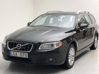 begagnad Volvo V70 II 2.5FT Bi-fuel