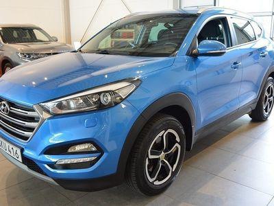 begagnad Hyundai Tucson 1.6T 177 Hk Comfort 2WD