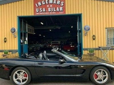 begagnad Chevrolet Corvette Cabriolet 5.7 V8 Hydra-Matic 2003, Cab Pris 279 000 kr