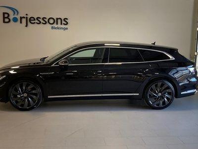 begagnad VW Arteon Shooting Brake 2.0 TDI 4Motion DSG 2020, Sedan 581 500 kr