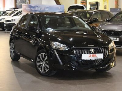 begagnad Peugeot 208 Active+ PureTech 100hk 5D - NYHET