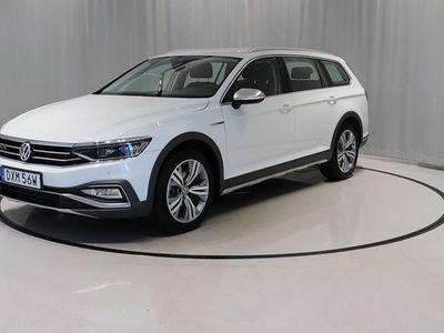 begagnad VW Passat Alltrack 2.0 TDI 190 DSG7 4Motion 2020, Personbil 359 900 kr