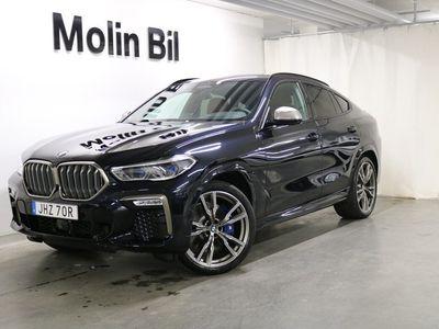 begagnad BMW X6 M50i Innovation / 1.95% ränta