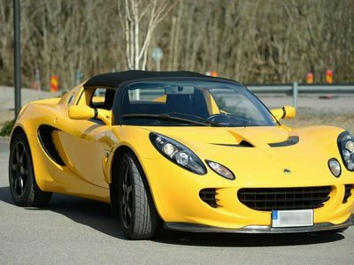 begagnad Lotus Elise S