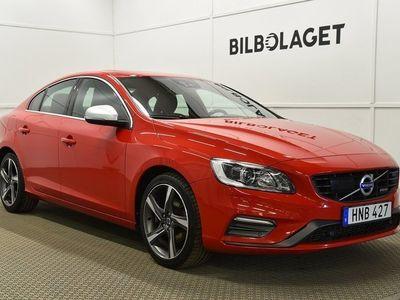 begagnad Volvo S60 D4 S/S R-Design Business E PRO